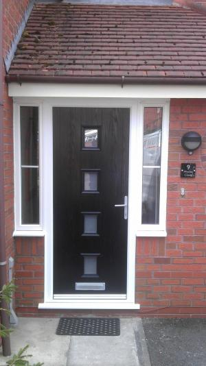 Composite Door by Windows of Cheshire
